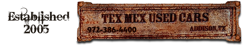 Tex Mex Used Cars